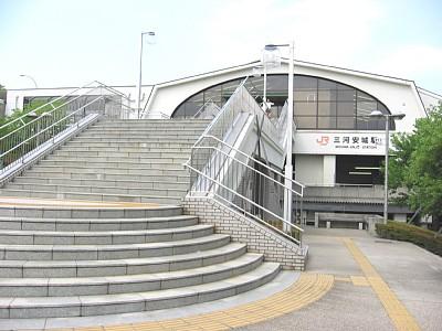 安城(2004.9.8撮影)